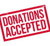 Donations accepted Tuesdays 11am - 1pm